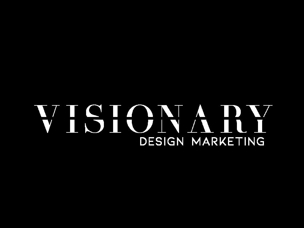 VISIONARY DESIGN MARKETING LOGO