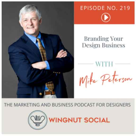 Read more about the article How to Brand Your Design Business According to Mike Peterson